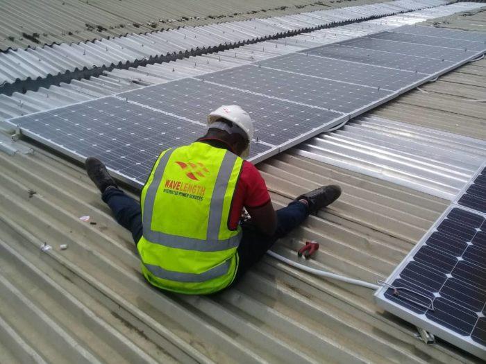 12kw hybrid solar power system